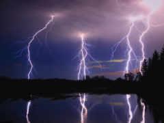 priroda, гроза, tormenta