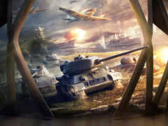 world, tanks, войну