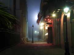 улица, lantern, ночь