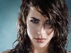 wet, волосы, chemistry