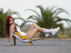 skateboard, лонгборд