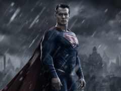 batman, superman, против