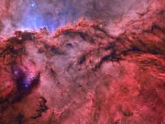 nebula, ngc, эмиссионная