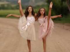 балерина, молодой, венценосный