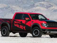 ford, shelby, raptor