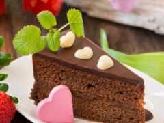 fresh, красивый, торт