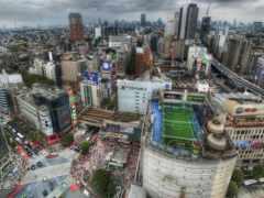 tokio, поле, футбольное