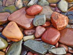 морские, камушки, камешки