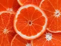 оранжевый, цитрус, color