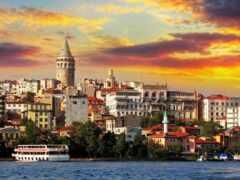 istanbul, город, turkey