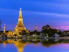 тура, тайланд, храм