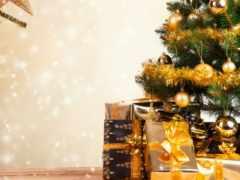 navidad, fondos