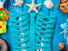 starfish, blanco, corba