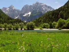 priroda, красивая, горы
