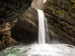 водопад, скалы, harmony