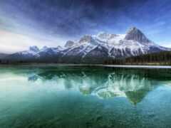 канада, бант, долина