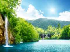 природа, красивая, природы