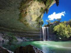 водопад, природа, водопады