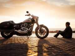 cruiser, мотоцикл, bike