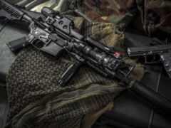 военный, камуфляж, винтовка