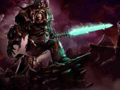 warhammer, chaos, daemon