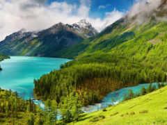 алтай, гора, altay