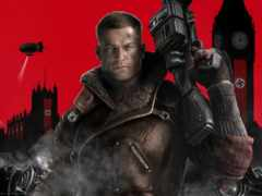 new, colossus, wolfenstein