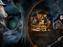 hobbit, неждное путешествие