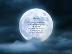 луна, цитата, sacrifice