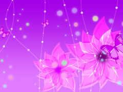 фон, розовый, samsing