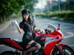 мотоцикл, права, margret