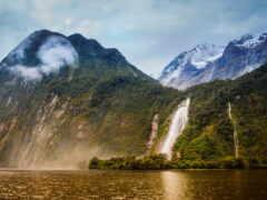 bowen, falls, река