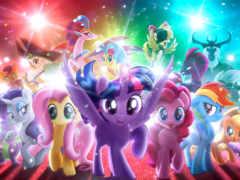 little, пони, movie