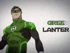 lantern, зелёный, justice