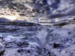 водопад, ди, cascata