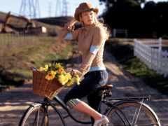велосипеде, велосипед