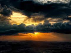небо, природа, full
