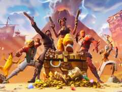 fortnite, game, приз