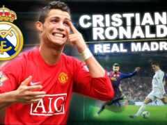 роналдо, cristiano, real