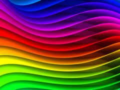 радуга, спектр, cycle