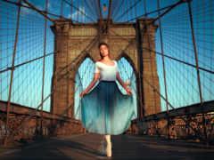 бруклин, мост, музыка