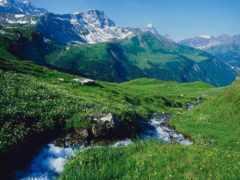 горы, кавказ, презентация