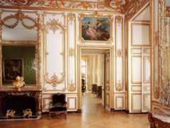 дворец, стиль, интерьере