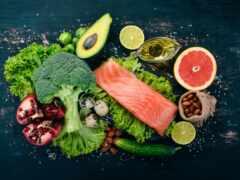 еда, healthy, растительный
