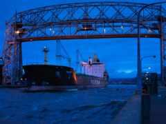мост, aerial, подъёмник