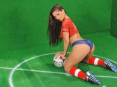 тело, краска, soccer