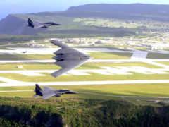 spirit, bomber, aircraft