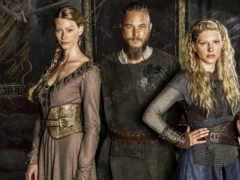 рагнар, vikings, лодброк