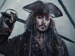 pirates, caribbean, jack