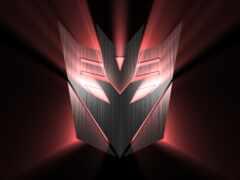 трансформер, decepticon, logo